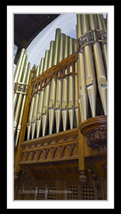 Church Organ (donegalblaze) Tags: ireland irish church river catholic cathedral prayer chapel historic aisle holy londonderry service walls mass northern alter protestant derry siege ulster walled foyle cityside doire maidencity londonder