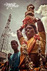 +  (Its Me Jegan) Tags: travel carnival portrait india tower festival closeup temple nikon women village photojournalism streetlife expressive nikkor 18200mm nikond200 earthasia