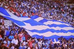 Greek Corner (Eustaquio Santimano) Tags: republic czech stadium euro greece uefa municipal 2012 wrocaw gekas pila jirek