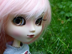 Shannon ~Blanche @ DarkLullaby* (Bee ~ Mlounette L'abeille) Tags: doll planning groove pullip blanche jun