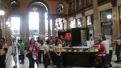 Inside a mall in Rome, Italy (ACM83) Tags: city italy rome roma florence europe italia roman tuscany empire firenze toscana eternal