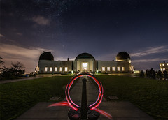 The Griffith Observatory (Stuck in Customs) Tags: world california travel sky usa west museum architecture night digital america stars photography coast la blog losangeles high twilight dynamic stuck pacific santamonica united north exhibit science clear observatory coastal hollywood processing planetarium imaging states losfeliz february southerncalifornia griffithpark griffith range hdr tutorial trey travelblog 2012 customs ratcliff hdrtutorial stuckincustoms treyratcliff stuckincustomscom nikond3x