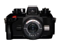Nikonos IV-a with 35mm lens (wolf4max) Tags: nikon underwater filmcamera nikonos underwaterphotography analoguephotography nikonosiva nikonnikonosiva