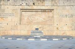 ΜΝΗΜΕΙΟ ΑΓΝΩΣΤΟΥ ΣΤΡΑΤΙΩΤΗ, TOMB OF THE UNKNOWN SOLDIER. (George A. Voudouris) Tags: soldier greek tomb hellas athens greece unknown 2012 omonia omonoia greekparliament omoniasquare βουλη αθηνα ελλαδα συνταγμα omonoiasquare μνημειο νεαδημοκρατια ευζωνεσ antonissamaras αντωνησσαμαρασ αθηναι αγνωστου στρατιωτη