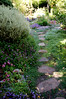 """Another Path (froggyboggler) Tags: gnomes garden"""" gardens"""" """"jeff """"better dale's"""