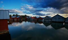 Ecker (Timo Vehvilinen) Tags: sea summer sky seascape water finland midsummer land canonef1740mmf4l ecker