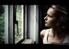 Dreaming . . . (Geraldos ) Tags: cinema window look still nikon mood looking fenster atmosphere cinematic blik ilse d800 dromen sfeer dromerig kijken ramm schauen filmisch gucken dagdromen geraldos dasfenster atmospäre geraldemming cinematografisch mualinda