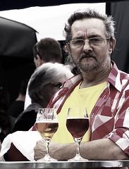 belgen11 (sindala) Tags: people man person belgie streetphotography mens series desaturated gent poeple blablabla mensen colorfulpeople straatfotografie hintofcolor