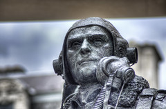 Bomber Command Memorial, Green Park, London (IFM Photographic) Tags: london westminster canon wwii worldwarii greenpark ww2 70300mm tamron hdr raf worldwar2 philipjackson royalairforce cityofwestminster tamron70300mm 19391945 450d liamoconnor tamron70300mmf456dildmacro vickerswellington bombercommandmemorial handleypagehalifaxiii img960123tonemappeda