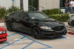 Jaguar XJ (CFlo Photography) Tags: house wheel open wheels jaguar rim 2012 xj hre hreopenhouse cflophotography