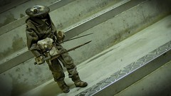 Number 3 (Clement Soh) Tags: 3 toys designer finger gang vinyl ak 3a 16 ashleywood threea adventurekartel
