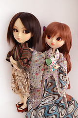 Once upon a time... (~Sawako~) Tags: kyoto yukata groove kimono pullip manekineko geta alberic obitsu taeyang junplaning seiran rewigged stica youtsuzu