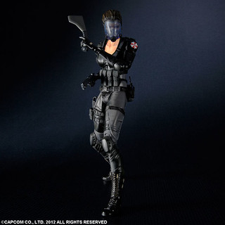 Square Enix – PLAY ARTS改:生化危機:拉昆市行動 - Lupo