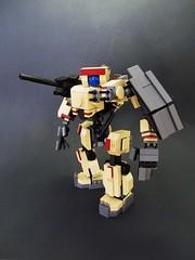IHNN (Wyrk Wyze) Tags: robot lego hard suit mecha bot mech moc saywhatnow