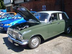 The Vauxhall Victor FB Series UK 1964.