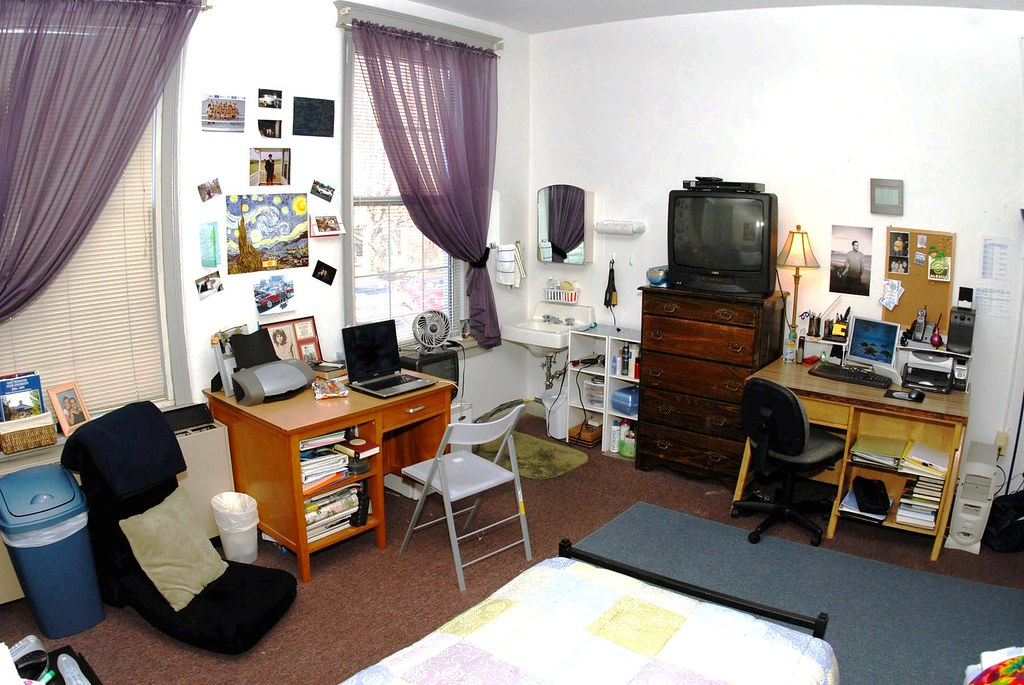 Etsu Dorm Room Size