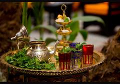 mint tea, Marrakech, Morocco (jitenshaman) Tags: africa travel tea drink beverage mint morocco marrakech destination moroccan worldlocations