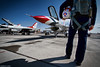 Time to Fly (~Clubber~) Tags: airplane flying aircraft aviation flight f16 thunderbirds usaf pilot
