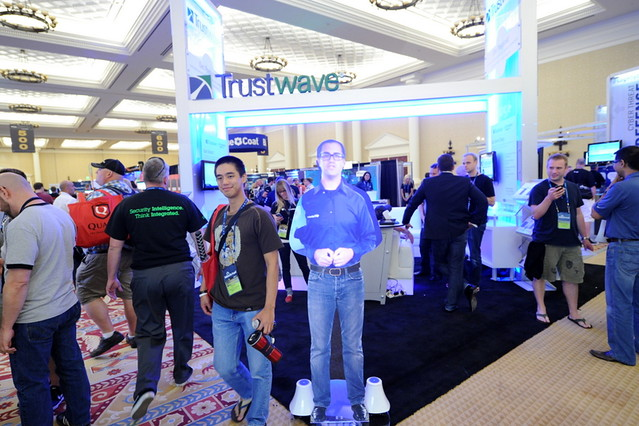 Trustwave Booth