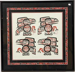 30. Northwest Coast Tribal Art
