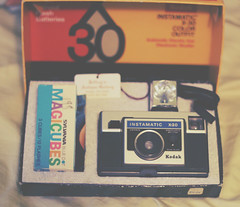 Newest camera to my collection (madarail) Tags: camera old film vintage shopping photography kodak picture buy purchase