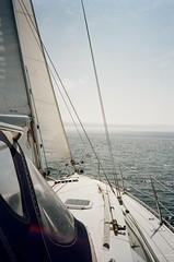 50750022 (klamath_falls) Tags: film washington sailing pacificnorthwest sanjuanislands olympusxa