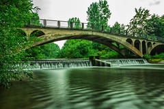 Alme Paderborn (GTz_Evo) Tags: alme paderborn fluss river wasser water brcke bridge strom strmung canon eos 700d eos700d canoneos700d lzb langzeitbelichtung natur nature landschaft landscape