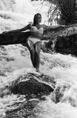 Dr No (1962) (darrenharrison1) Tags: 1 actress caribbean cascade europeans females fulllengthportraits fulllengthstudioportraits jamaica northamerica people performingarts portraits stream studioportraits swiss ursulaandress water waterfall whites