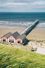 Saltburn by the sea (Chris Corso) Tags: sonya7rii saltburnbythesea canon24105mmf4 fotodioxadapter
