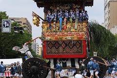Kyoto Gion Festival (Yama Float) (seiji2012) Tags: kyoto gion gionfestival float parade