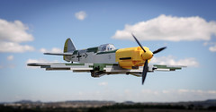 COBI Messerschmitt Bf 109 (Adam Purves (S3ISOR)) Tags: cobi messerschmitt me 109 bf bf109 me109 aircraft fighter military wwii worldwarii worldwar2 smallarmy luftwaffe brick block lego german