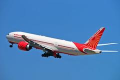 Air India | Boeing 777-237/LR | VT-ALG (Vitaliy Lobanov) Tags: aereo aeroplane aeroplano aircraft airplane airport avia aviao aviation avion spotting sanfranciscointernationalairport sfo ksfo planespotting plane flugzeug
