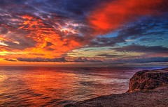 Right Place, Right Time (Michael F. Nyiri) Tags: southerncalifornia california ocean sky clouds cloudscapes pacificocean sanpedro sunkencity sunrise cloudsstormssunrisessunsets