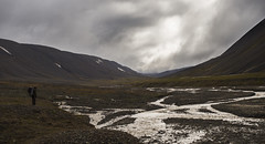 Svalbard 2016 (Fredrik8812) Tags: omd olympus olympusomd omdem10 outdoor outdoors nature landscape sky scandinavia norway svalbard arctic microfourthirds mft mountain midnightsun hiking