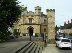 Buckingham Old Gaol (Jayembee69) Tags: buckinghamshire bucks buckingham gaol buckinghamoldgaol larkrisetocandleford florathompson england georgegilbertscott