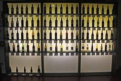 Wines of Marin County (skipmoore) Tags: marincountyfair sanrafael wine bottles vintage silhouette display