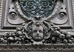 Detail @ Le Palais du Louvre (Rick & Bart) Tags: paris france city urban louvre museum rickvink rickbart canon eos70d ornament architecture sculpture gününeniyisi thebestofday