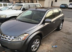 Nissan - Murano - 2005  (saudi-top-cars) Tags: