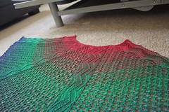 Cheerfully Broken 5 (peridragon) Tags: knitting ravelry cheerfullybroken gradient