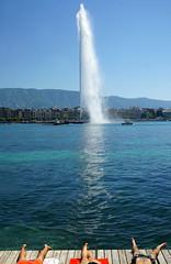 Geneva Switzerland (L.Clark Photography) Tags: geneva switzerland lakegeneva bainsdespaquis jetdeau