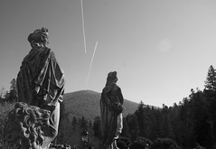 DSC_1933_1 (I am only Claire) Tags: romania bw sinaia