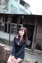 小于 (lovelyivan) Tags: 台灣 taiwan 亞洲 asia 台南 tainan 女孩 girl 人像 portrait 小于 canon eos5d2