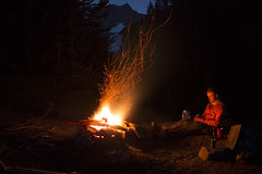 Fire's Rage (s_jenkV2) Tags: canada bc british columbia country province lake hanging galcier hike camp backpack rock snow ice forest trees water cold summer season explore adventure purcell mountain mountains wilderness range kootenay west kootenays canon 70d 2016 trip
