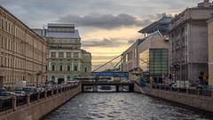 Mariinsky theatre, St. Petersburg (pilot3ddd) Tags: stpetersburg mariinskytheatre krukovcanal cloudy olympuspenepl7 panasoniclumixg1232
