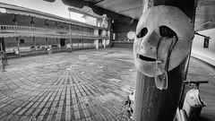 Mascaras (FernandoRueda) Tags: machera mask mscaras retratos portraits 7dwf teatro bucaramanga coliseoperalta bw monocromatico