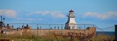 Pcheurs au phare / Fishing near the lighthouse (deplour) Tags: captourmentin cape tourmentin phare lighthouse pcheurs fishermen