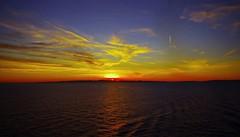 Costa de Gnova (portalealba) Tags: gnova italia sol sunset portalealba pentax pentaxk50 1001nights