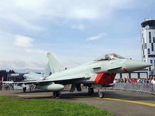 ZK322/GS Typhoon Zeltweg 3-9-16