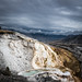 Mammoth Hot Springs, Yellowstone NP, Wyoming