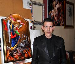www.artbyilian.com (ILIAN RACHOV) Tags: ilian rachov artbyilian ilianrachov artist art versace icons ikoni icone